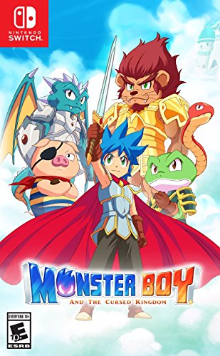 Monster Boy & the Cursed Kingdom