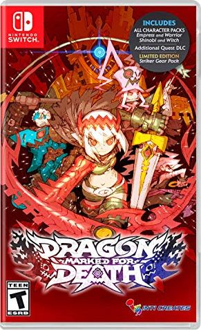 Nighthawk Interactive Dragon: Marked for Death