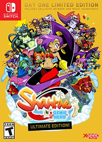 Shantae: Half-Genie Hero ? Ultimate Day One Edition