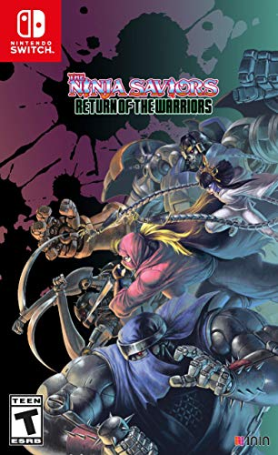 The Ninja Saviors - Return of The Warriors