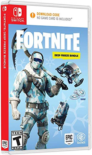 Fortnite: Deep Freeze Bundle