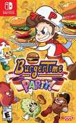 Burgertime Party! Switch release date