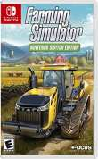 Farming Simulator: Nintendo Switch Edition Switch release date
