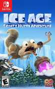 Ice Age: Scrat's Nutty Adventure Switch release date