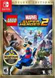 LEGO Marvel Superheroes 2 Deluxe Switch release date