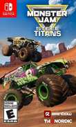 Monster Jam Steel Titans Switch release date