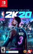 NBA 2K20 Legend Edition Switch release date