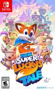 New Super Lucky's Tale Switch release date