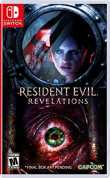 Resident Evil Revelations Collection Switch release date