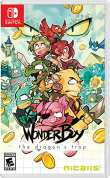 Wonder Boy The Dragon's Trap Switch release date