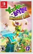 Yooka-Laylee: The Impossible Lair Switch release date