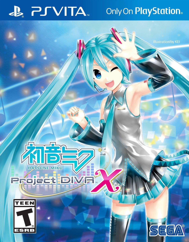 Hatsune miku project diva x release date vita ps4 - Hatsune miku project diva x ...
