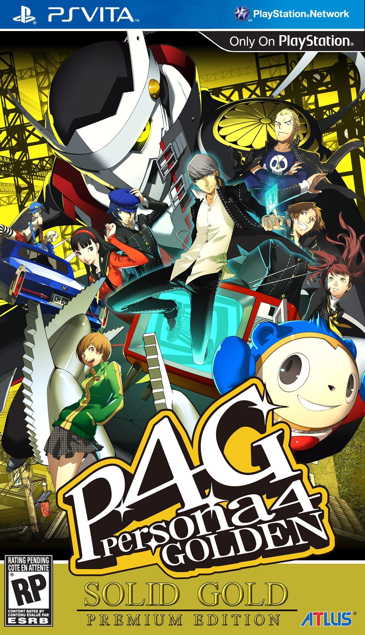 Persona 4 release date