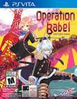 Operation Babel: New Tokyo Legacy Vita release date
