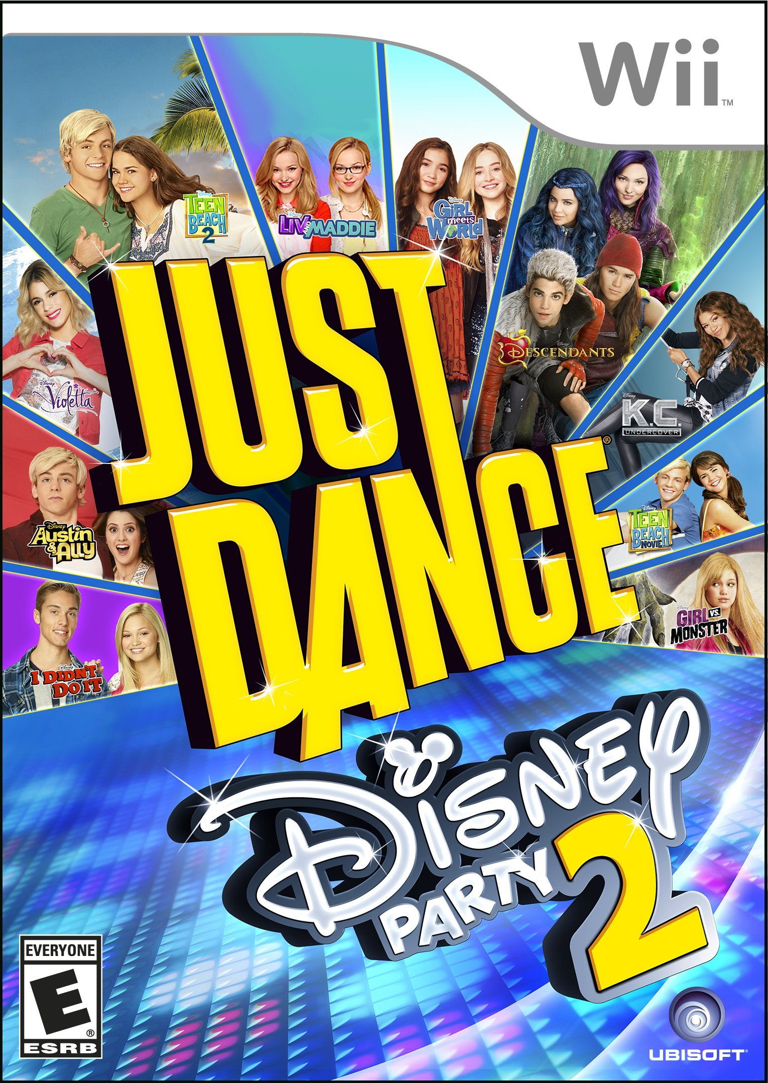 just dance disney party 2 release date xbox 360 wii wii. Black Bedroom Furniture Sets. Home Design Ideas