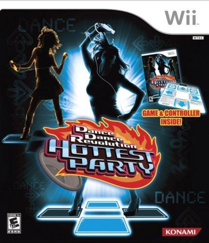 Dance Dance Revolution Hottest Party Bundle Release Date (Wii