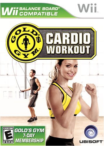 Gold's Gym Cardio Workout Release Date (Wii)