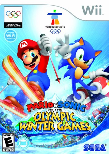 Mario and Sonic at the Olympic Winter Games