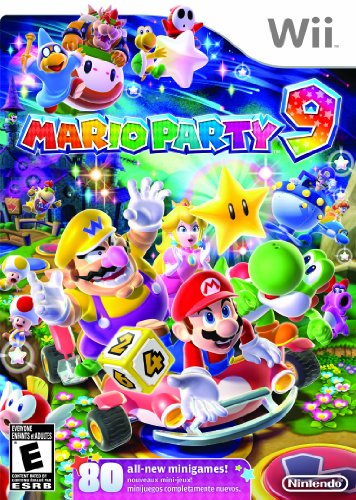 Mario party 9 release date wii