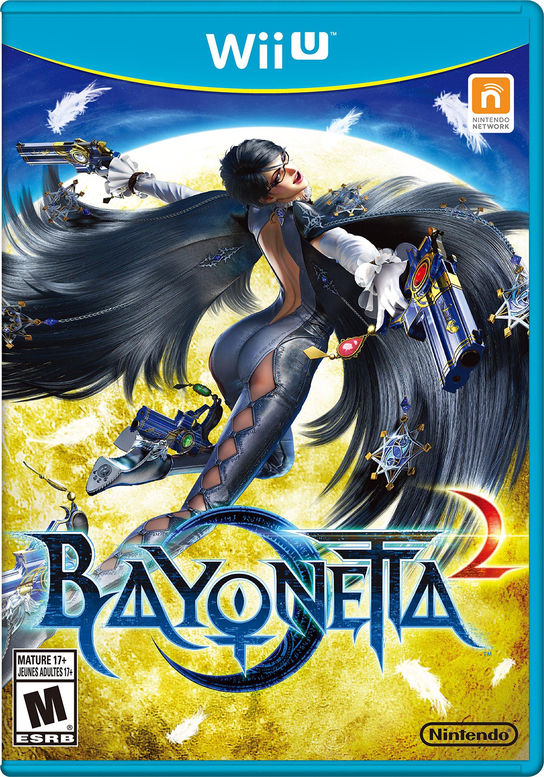 U With Wii Games 2 : Bayonetta release date switch wii u