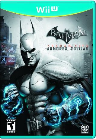 Arkham City: Armored Edition