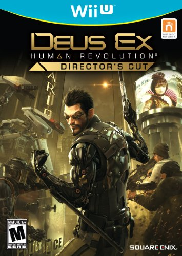 DeusEx Human Revolution Director's Cut