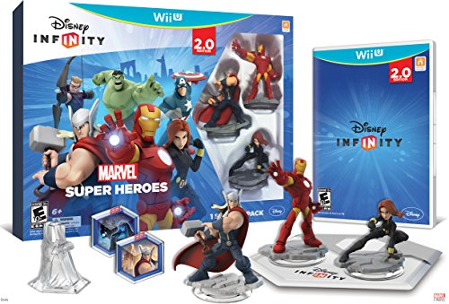 Disney INFINITY: Marvel Super Heroes (2.0 Edition) Video Game Starter Pack