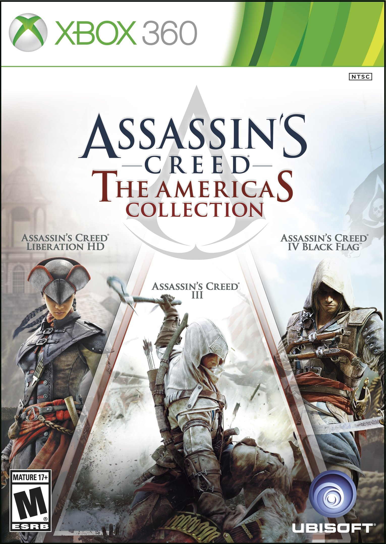 Assassin S Creed The Americas Collection Release Date Xbox 360 Ps3