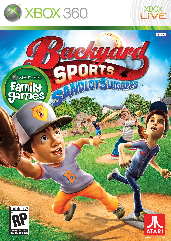Backyard Sports: Sandlot Sluggers Release Date (Xbox 360, DS)