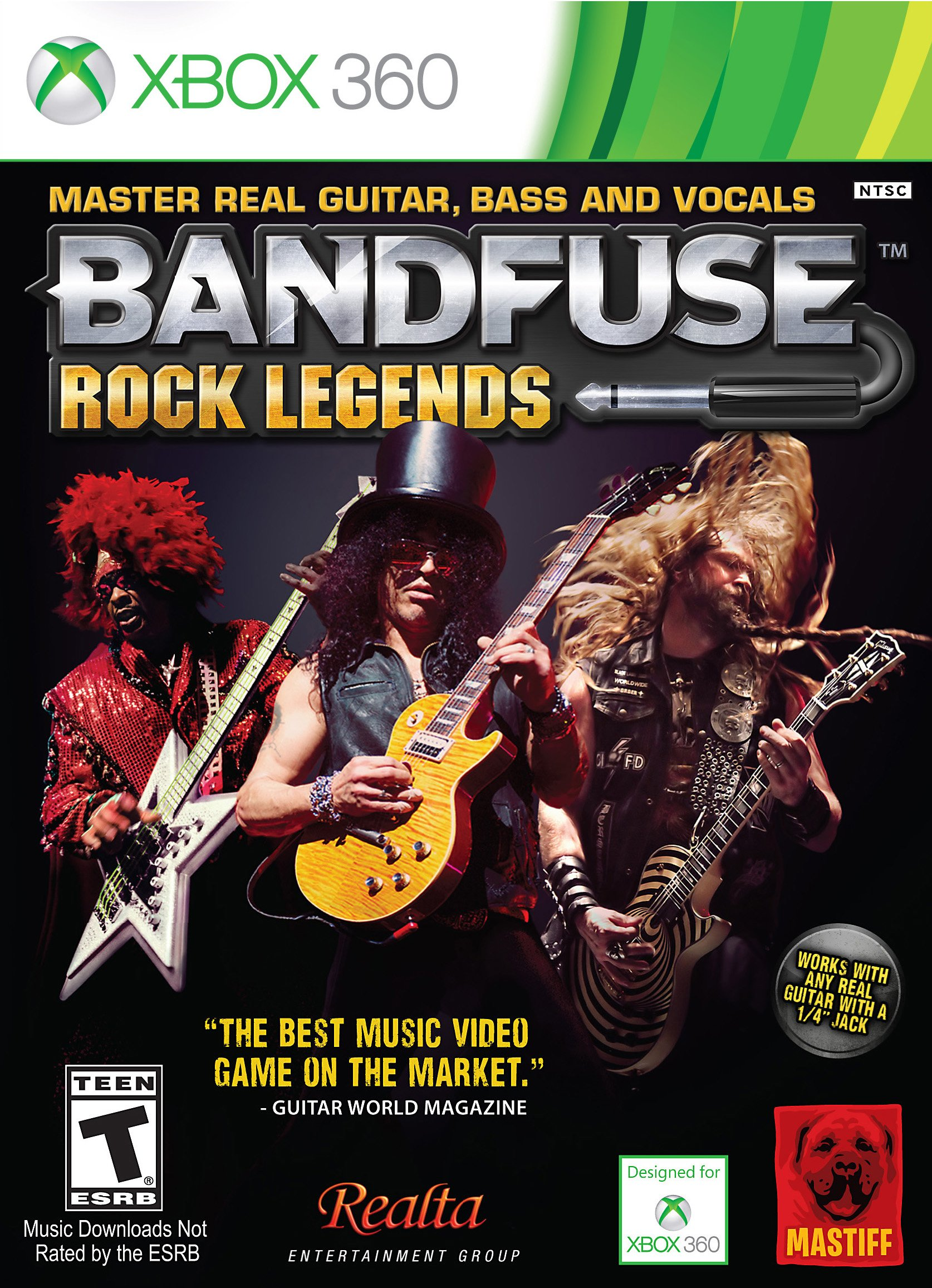 Fuse Xbox 360 Game Review : Band fuse rock legends artist pack release date xbox