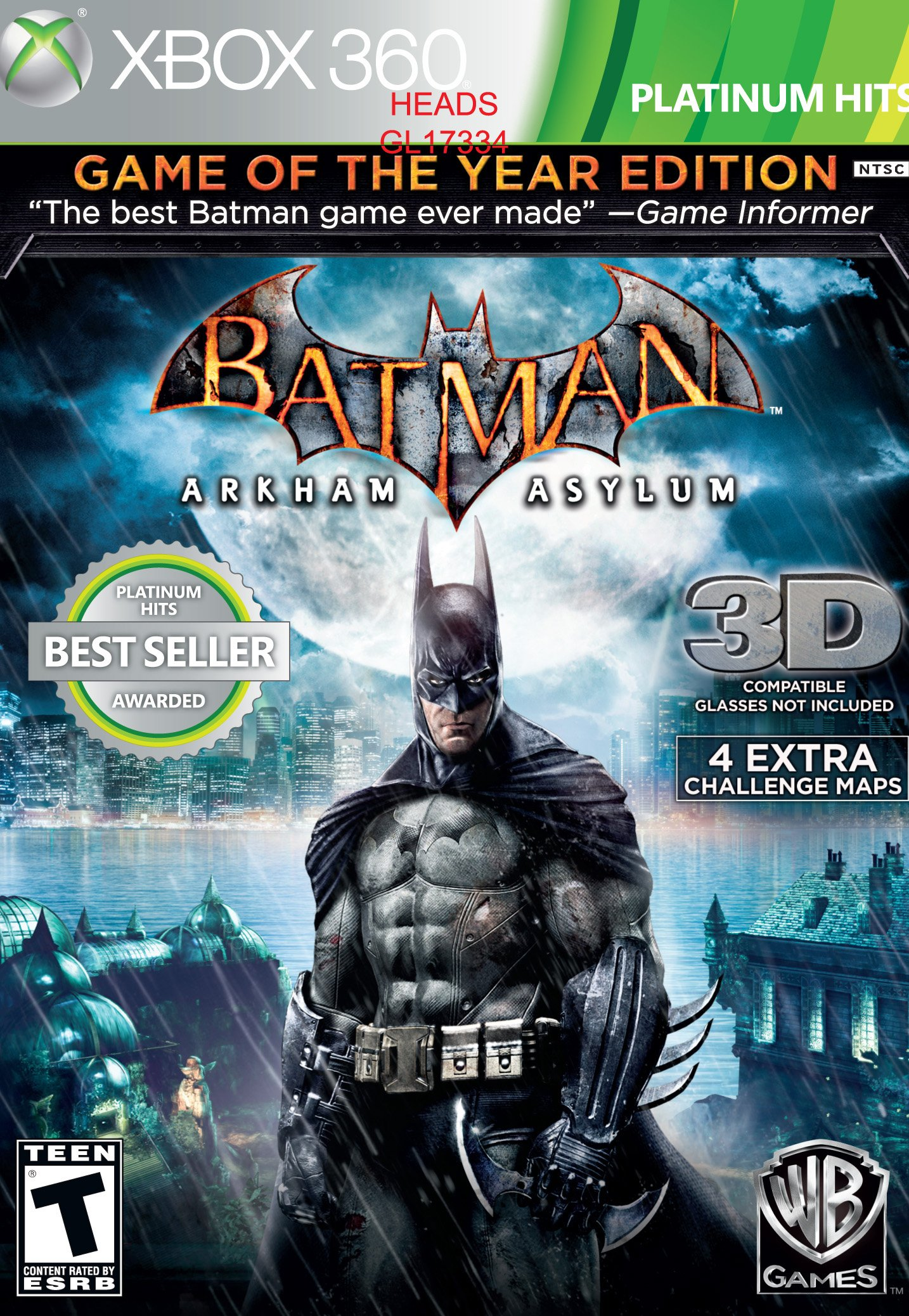 Batman: Arkham City - Wikipedia