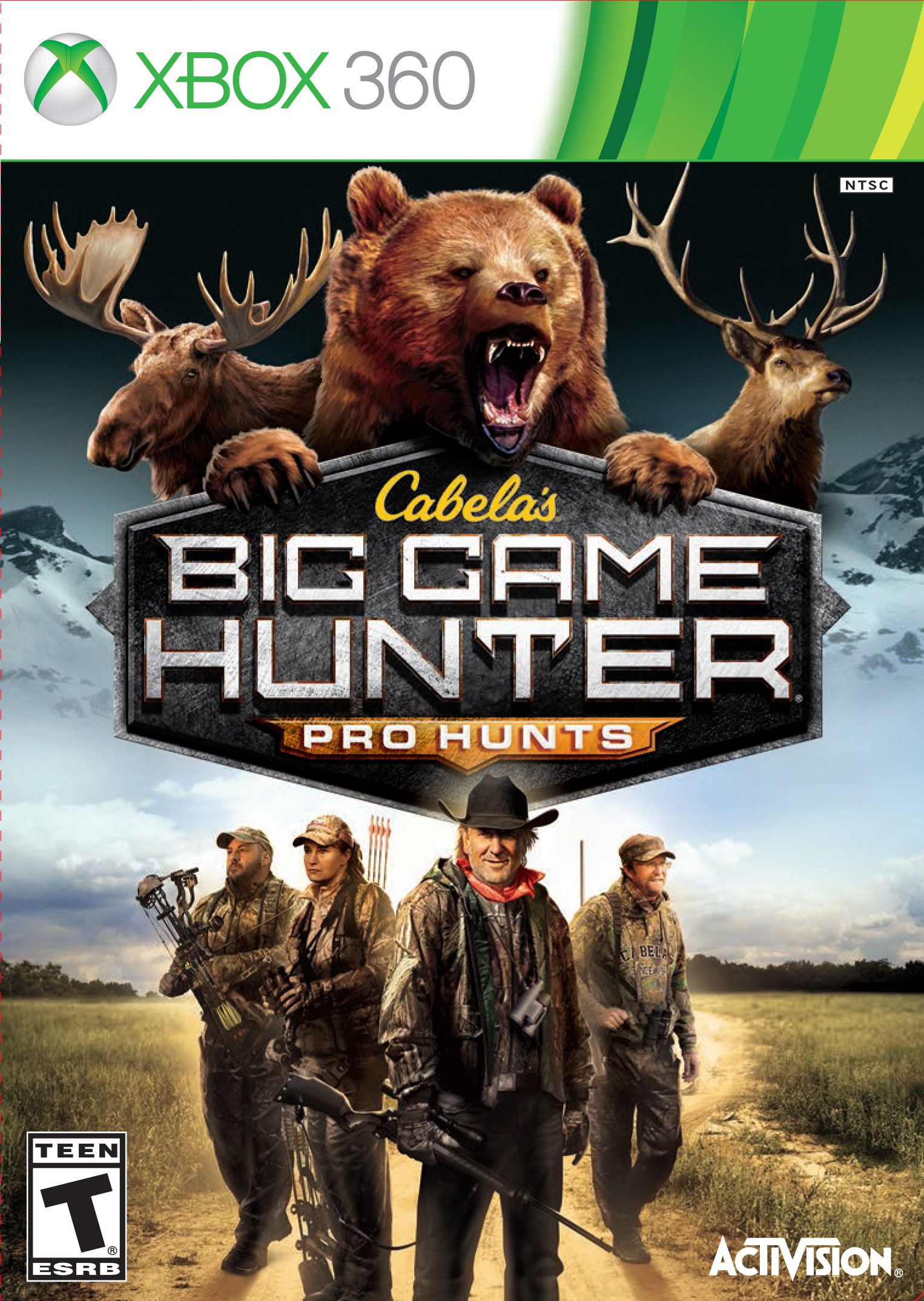 cabelas big game hunter pro hunts xbox 360 release date march 25 2014