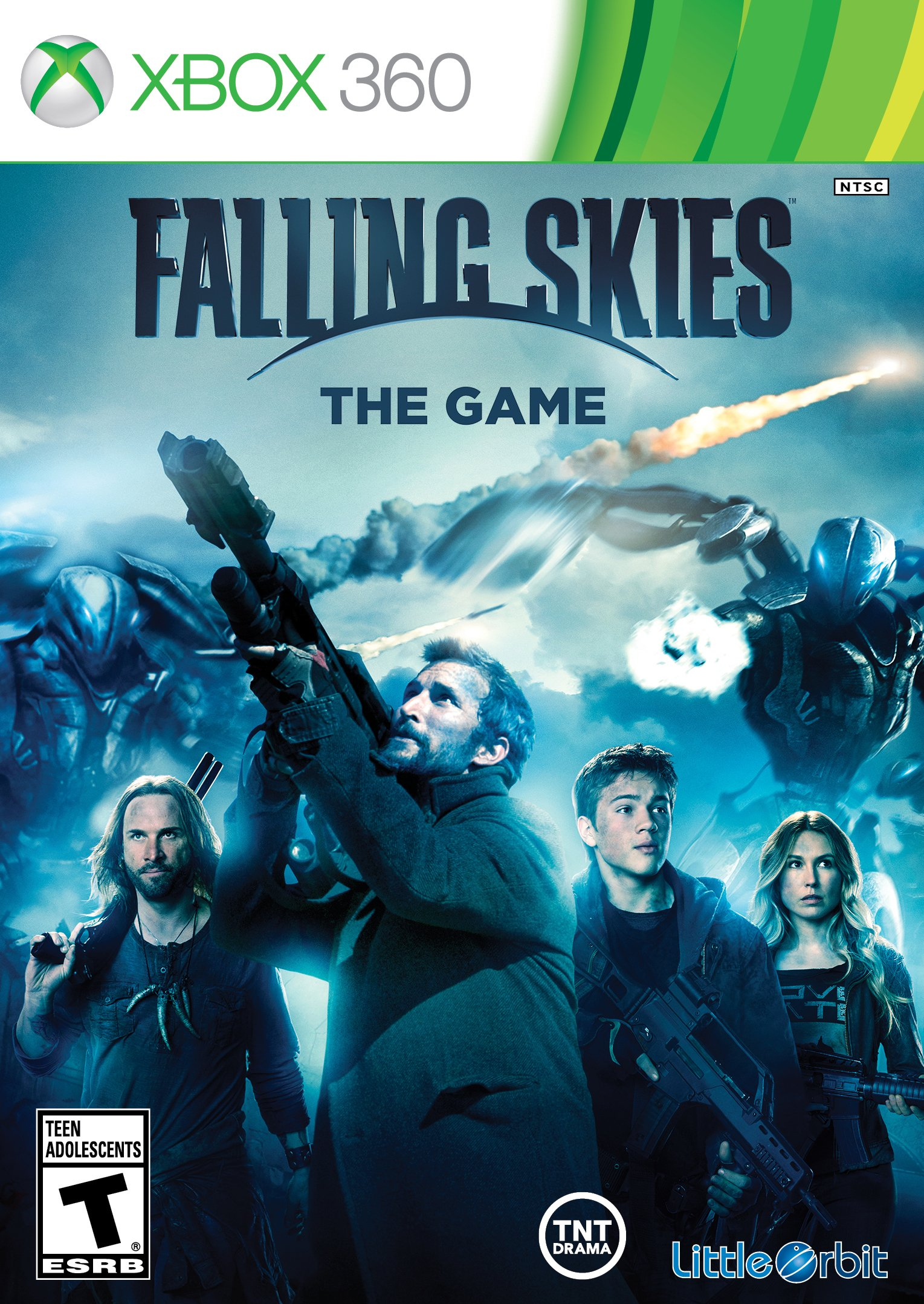 Xbox 360 Video Games New Releases Falling Skies: The Gam...