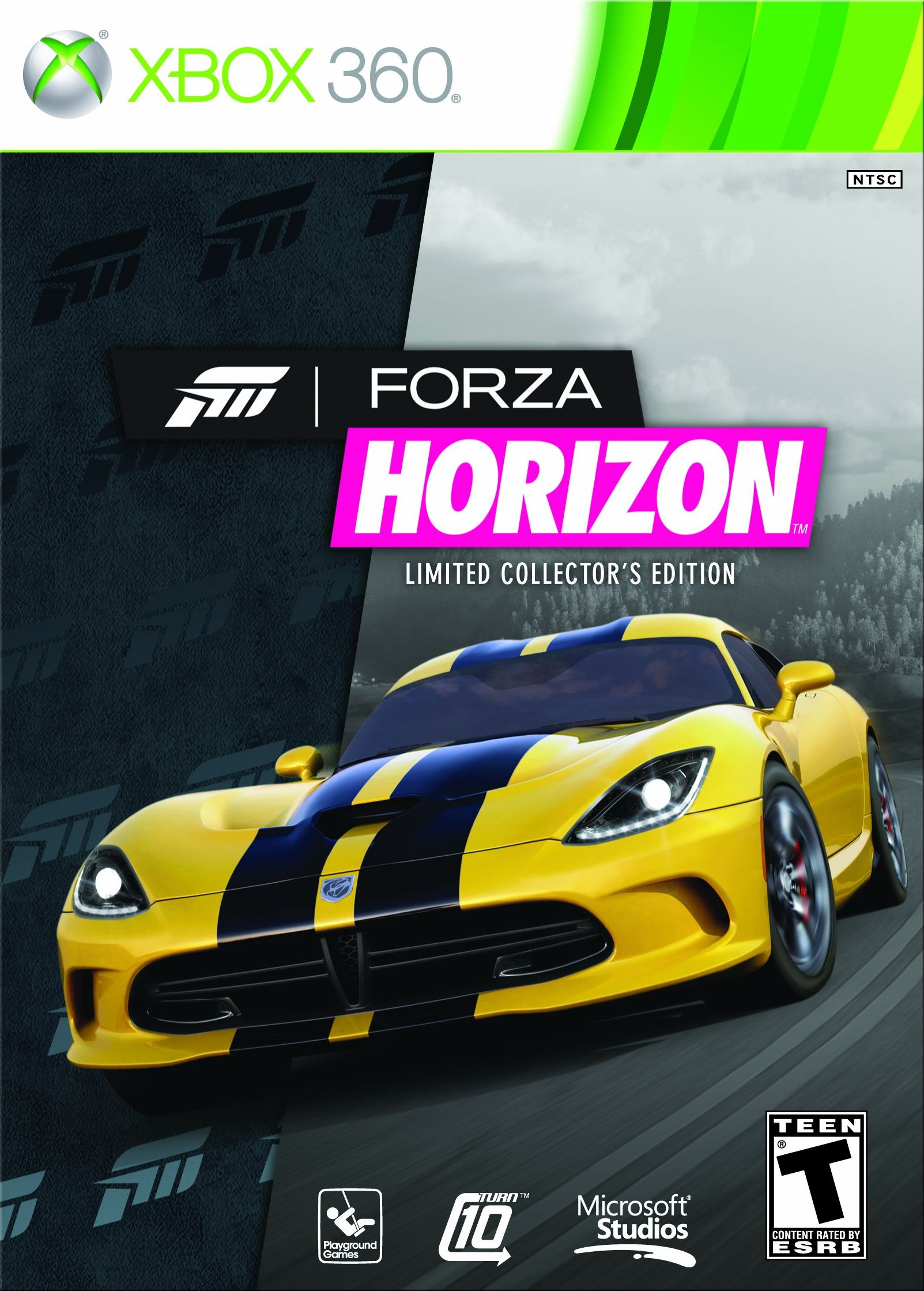Forza Horizon Limited Edition Release Date Xbox 360