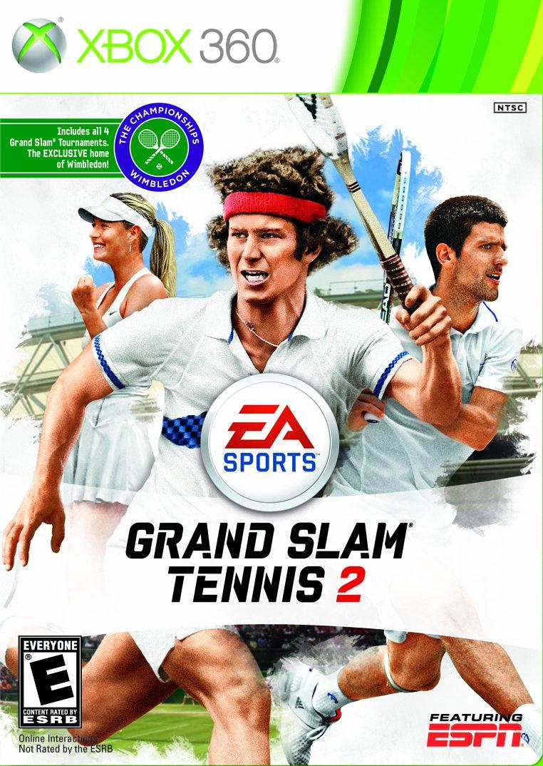 grand slam tennis game