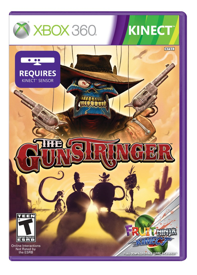 Xbox 360 Video Games New Releases Gunstringer Release Da...