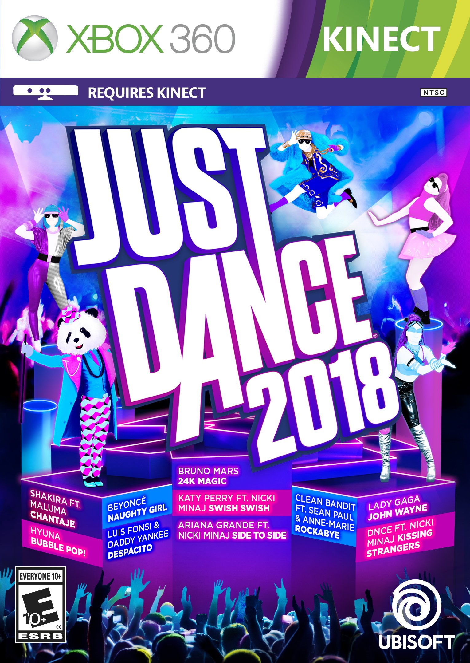 Just Dance 2018 Release Date (Xbox 360, PS3, Wii, Wii U ...