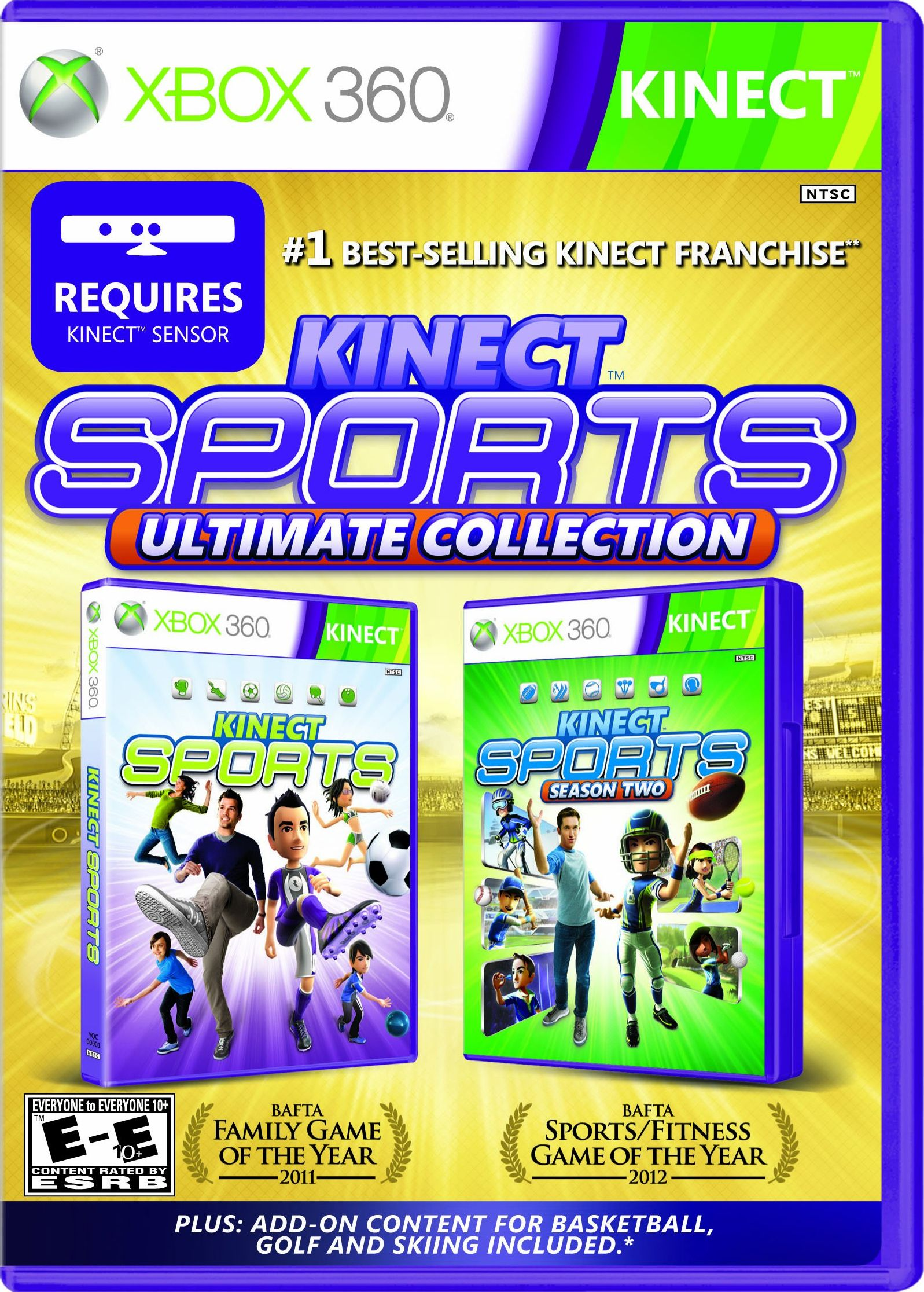 Best Workout Kinect Game - YouTube