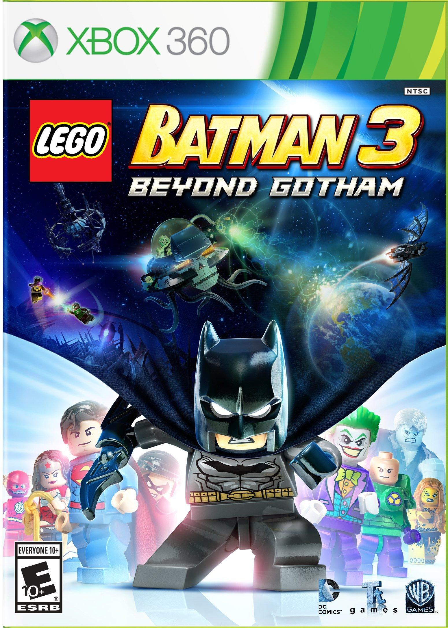LEGO Batman 3: Beyond Gotham Release Date (Xbox 360, PS3, 3DS, Vita ...