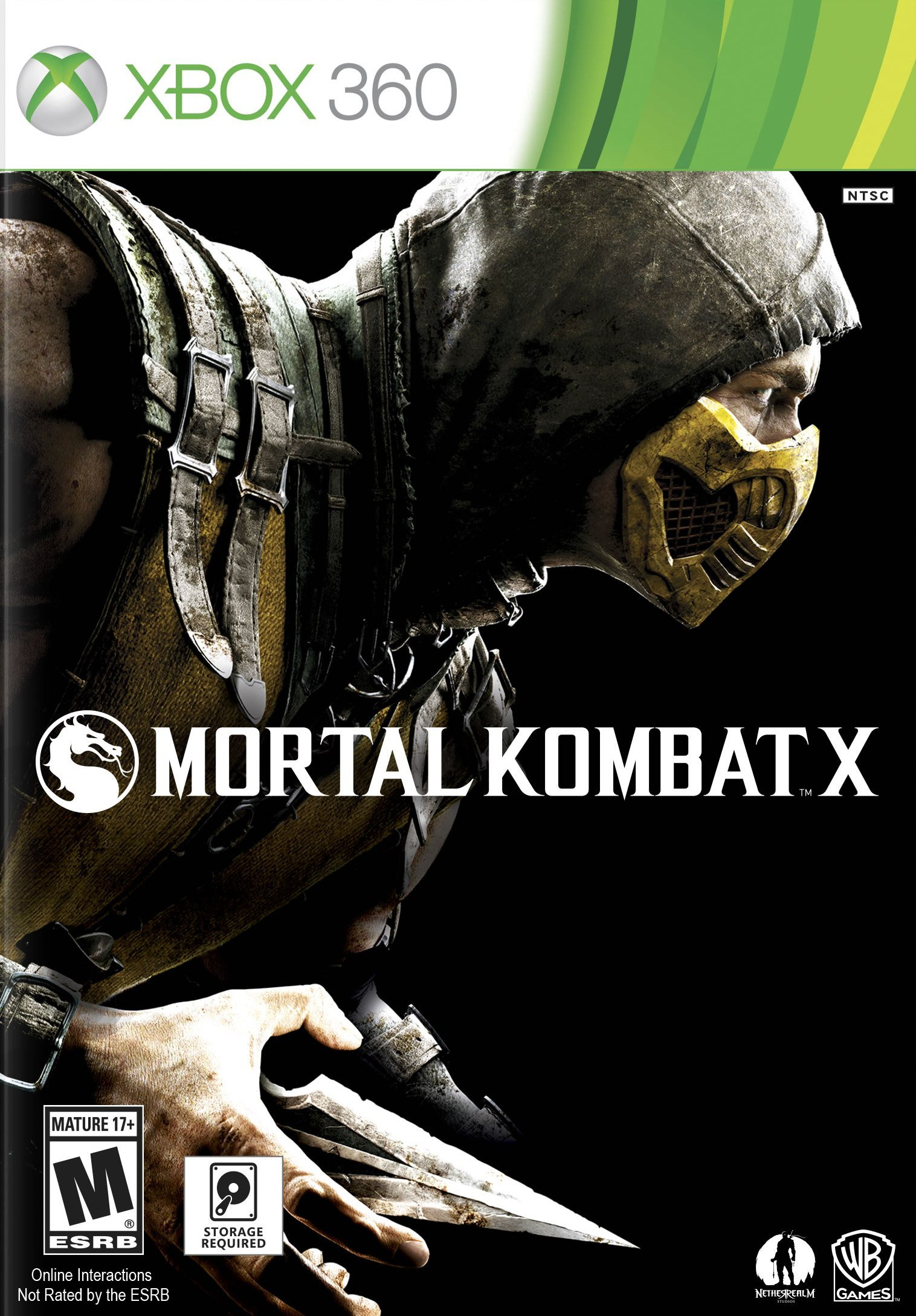 Mortal Kombat X Release Date (Xbox 360, PS3, Xbox One, PS4)