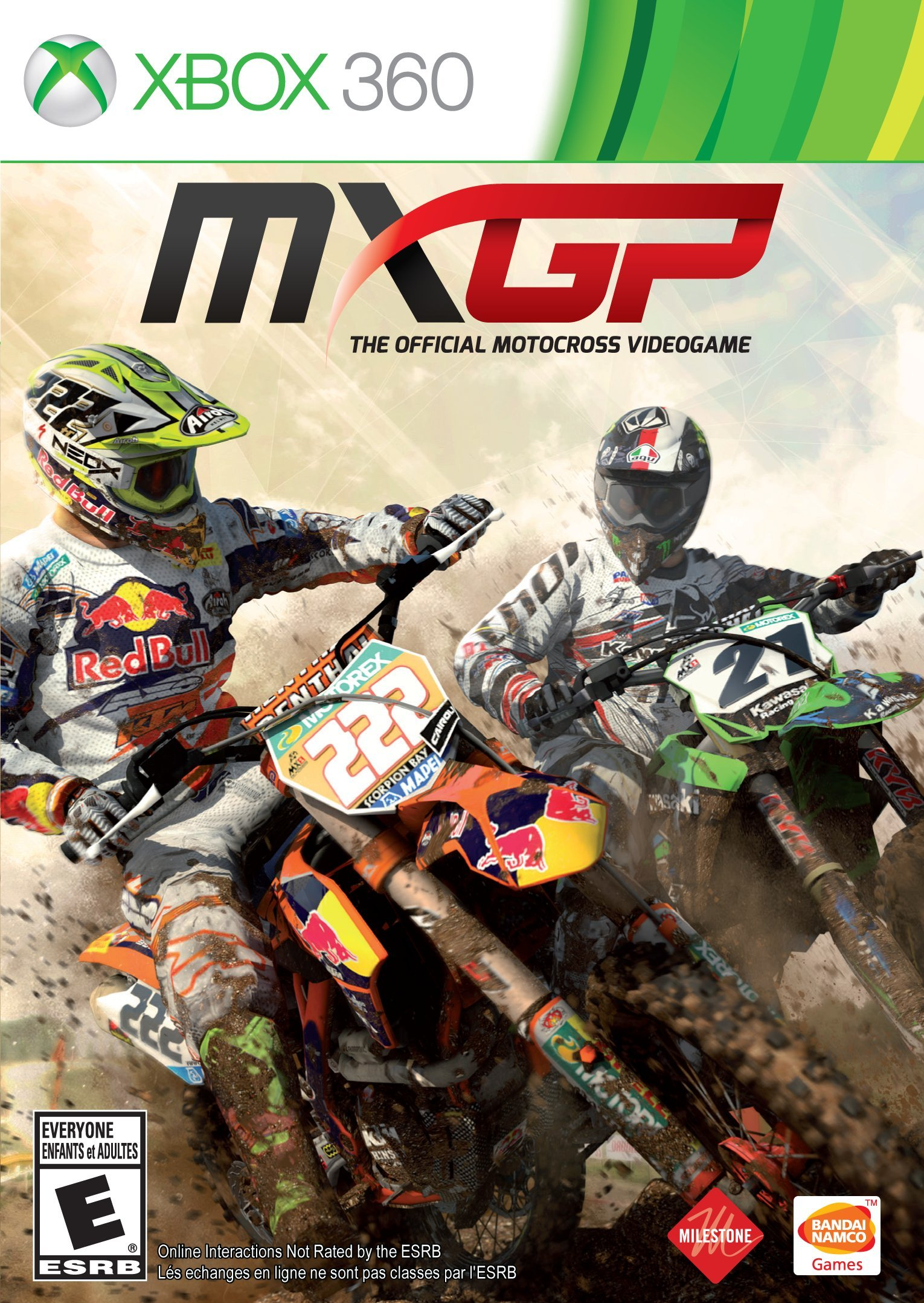 Mxgp 14 Xbox One Image Information Mx Gp 2 Cover English The Official