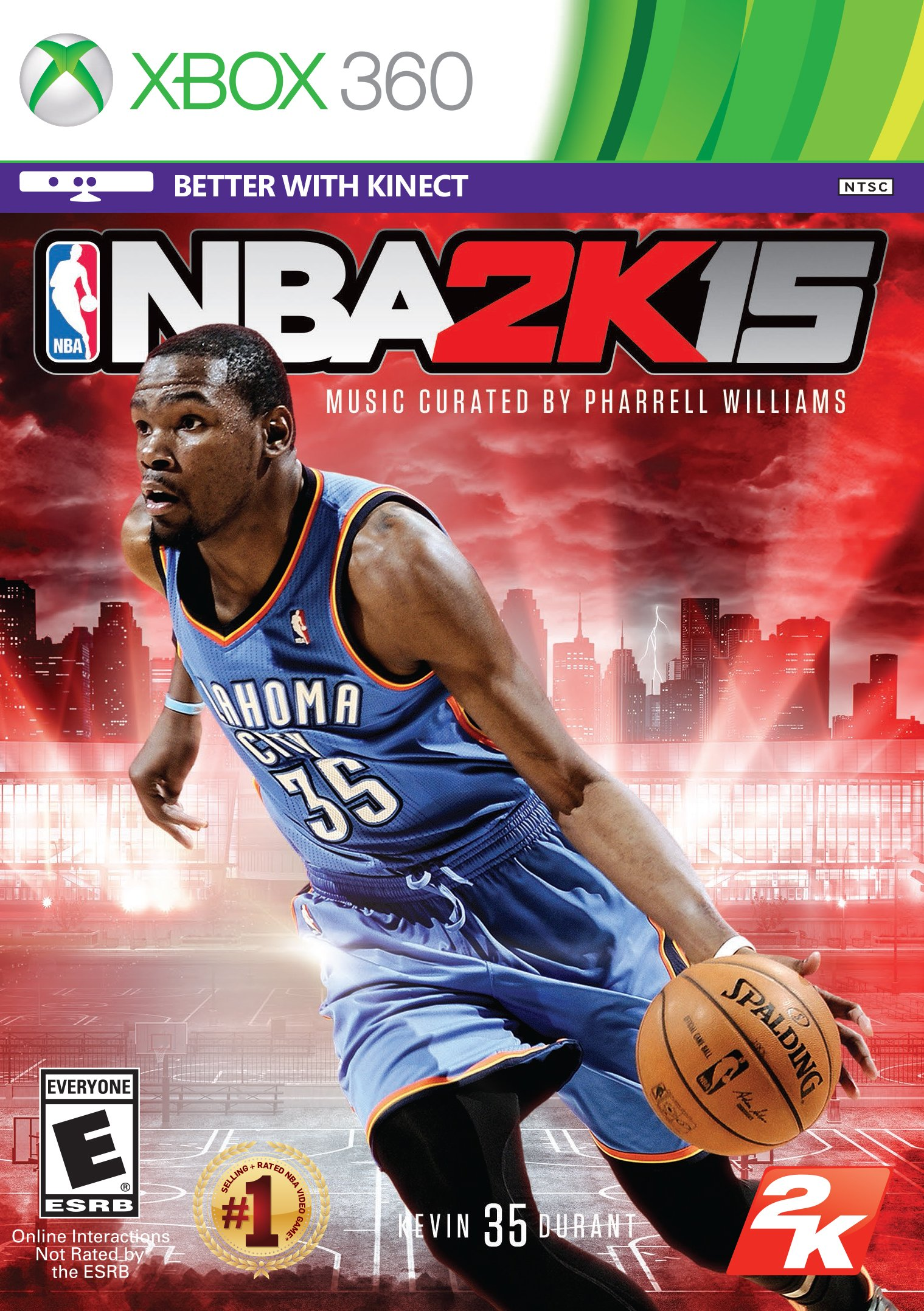 NBA 2K15 Release Date (Xbox 360, PS3, PC, Xbox One, PS4)Xbox 360 Games Covers