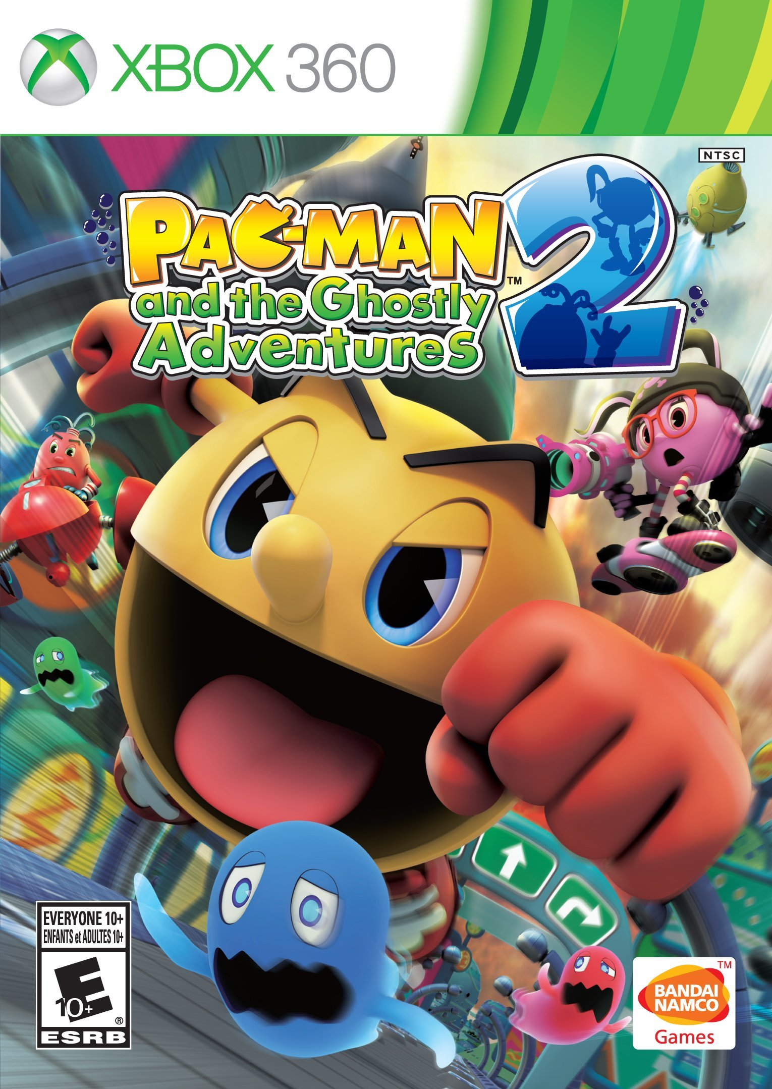 Pacman and the ghostly adventures pac man