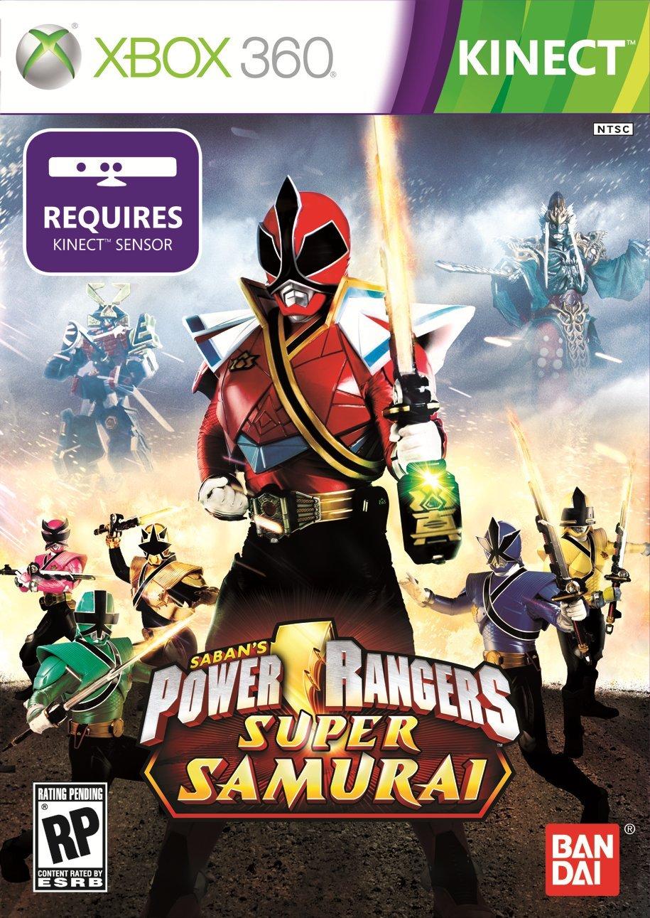 Power rangers samurai release date xbox 360 wii ds cover buycottarizona