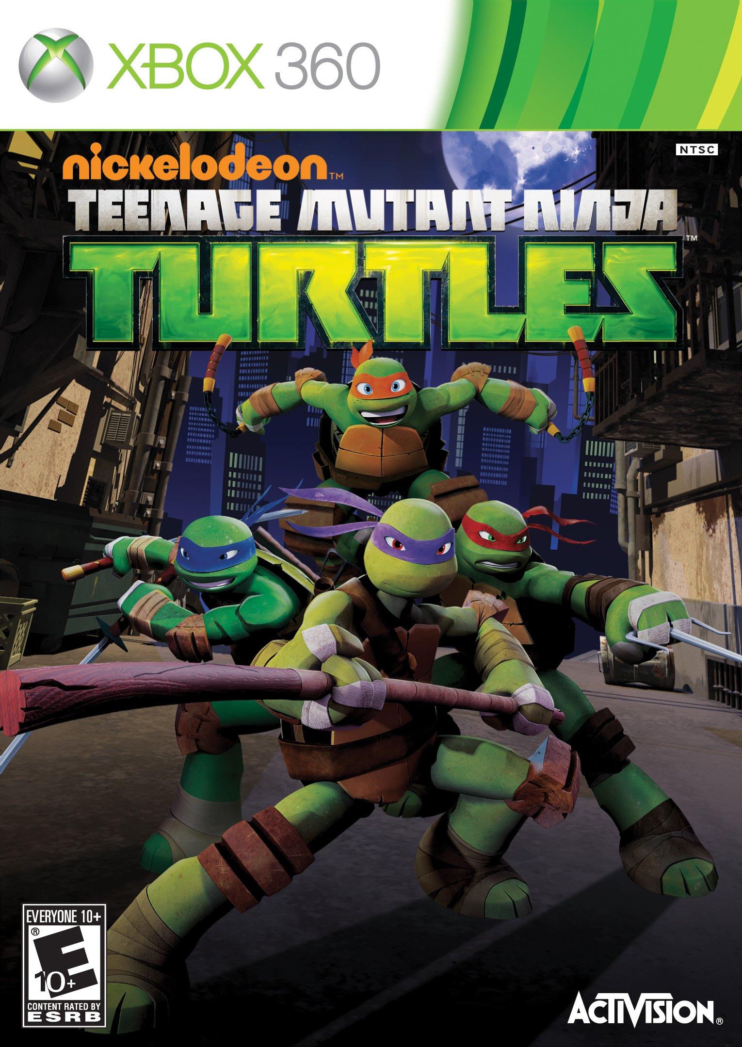 Amazon.com: Teenage Mutant Ninja Turtles: Activision …