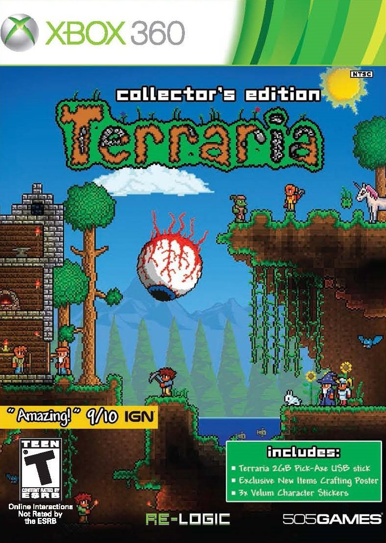 Terraria 1.3 Spoilers: Martian Madness Event, Cthulhu Event, & Release ...