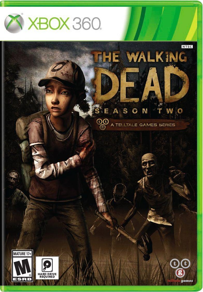 The Walking Dead Season 2 Release Date (Vita, PS4, Xbox One, Xbox 360