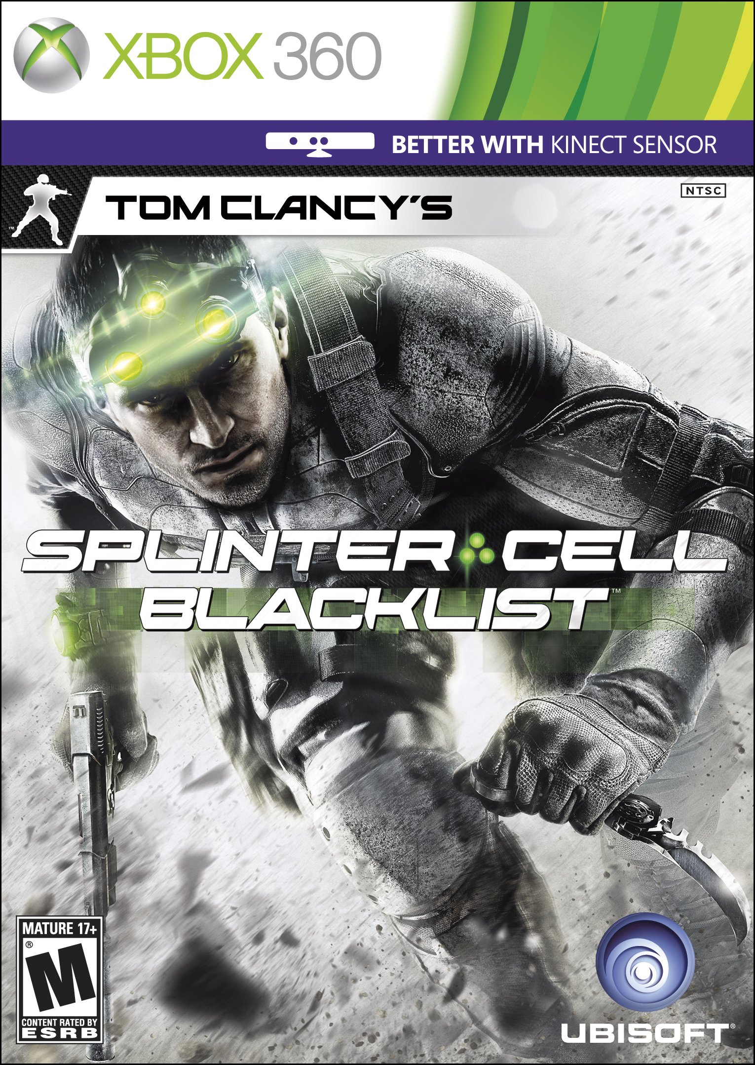 tom clancy's splinter cell blacklist release date (xbox 360, ps3, pc