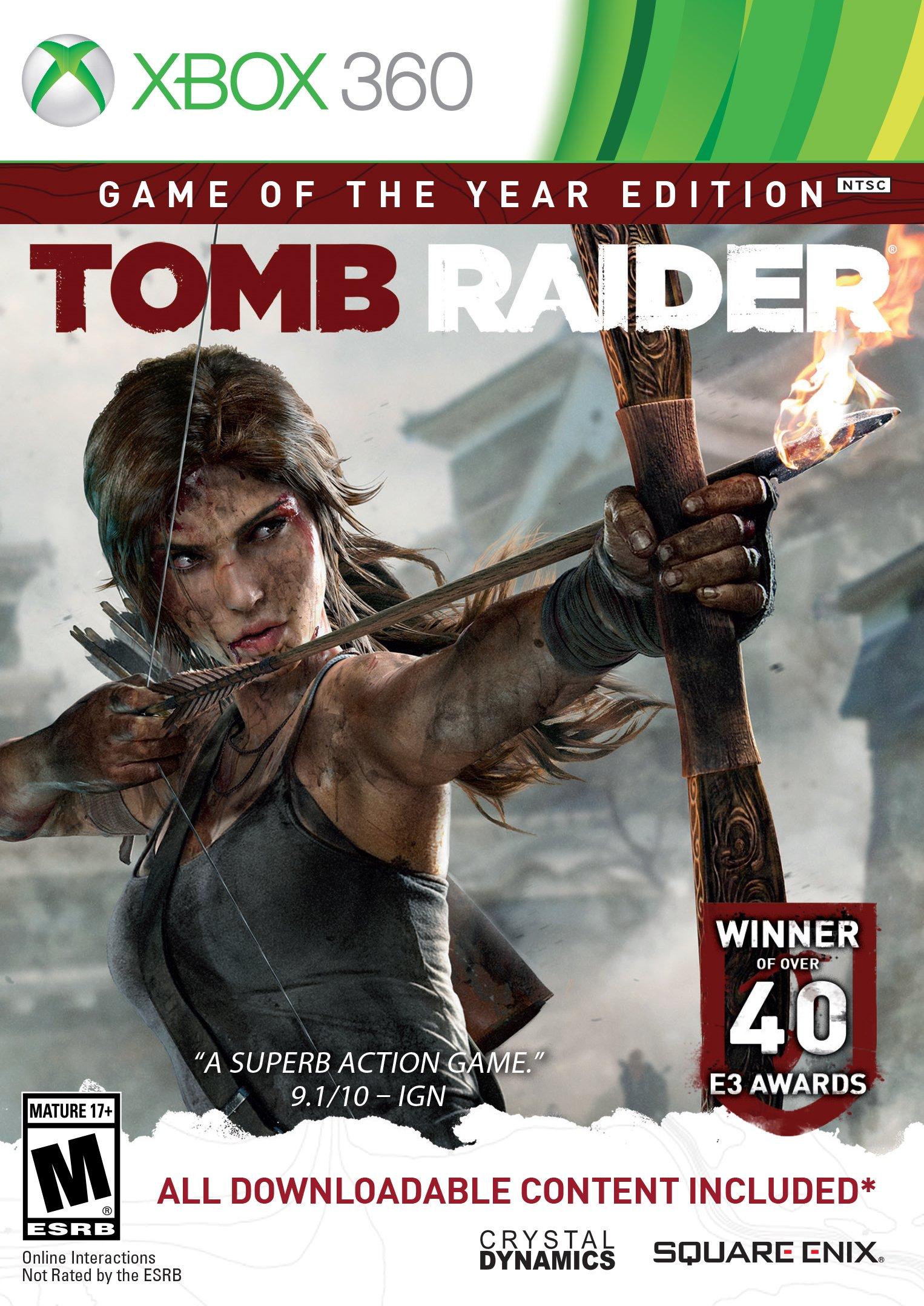 Tomb Raider Game Online