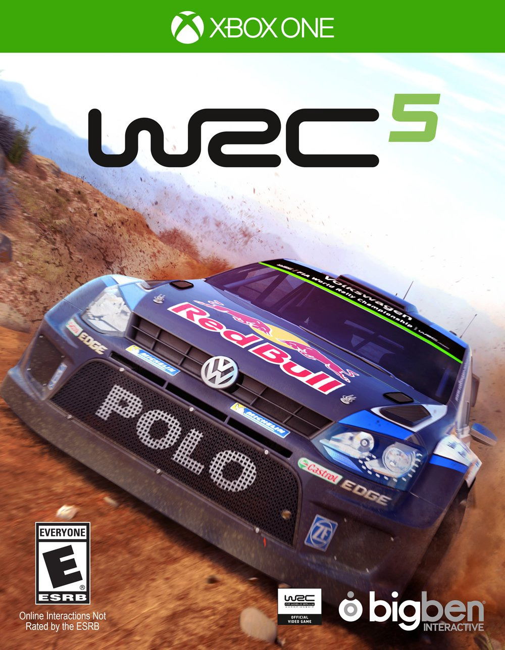 WRC 5 Release Date (Xbox 360, PS3, Xbox One, PS4)